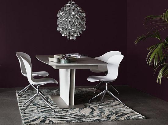 Milano Metropolitan dining table