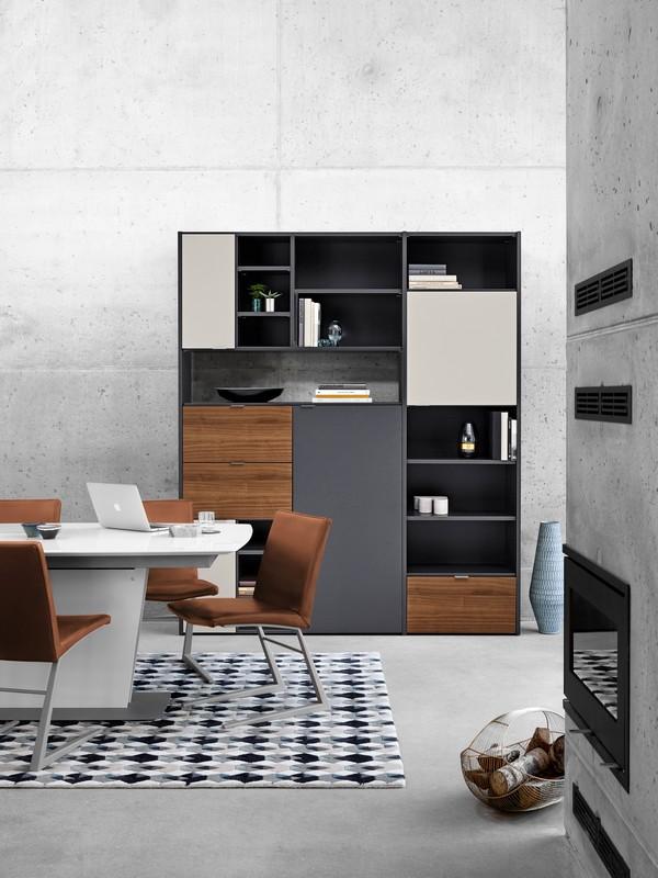 Copenhagen modern bookcase