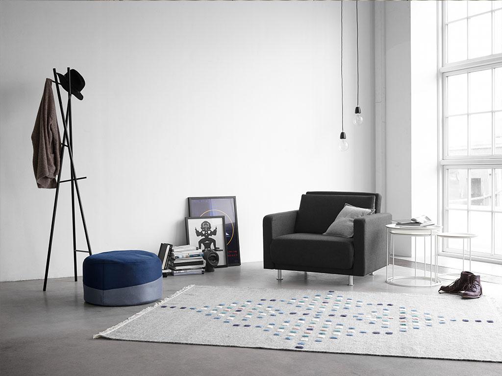 Melo2 modern armchair