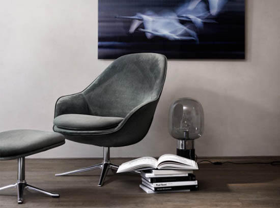 Adelaide Armchair By Boconcept