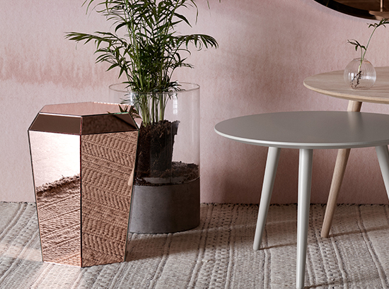 Diamond - modern side table Sydney