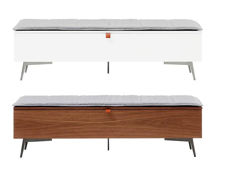 Lugano modern storage benches Sydney