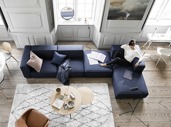 Carmo designer modular sofa