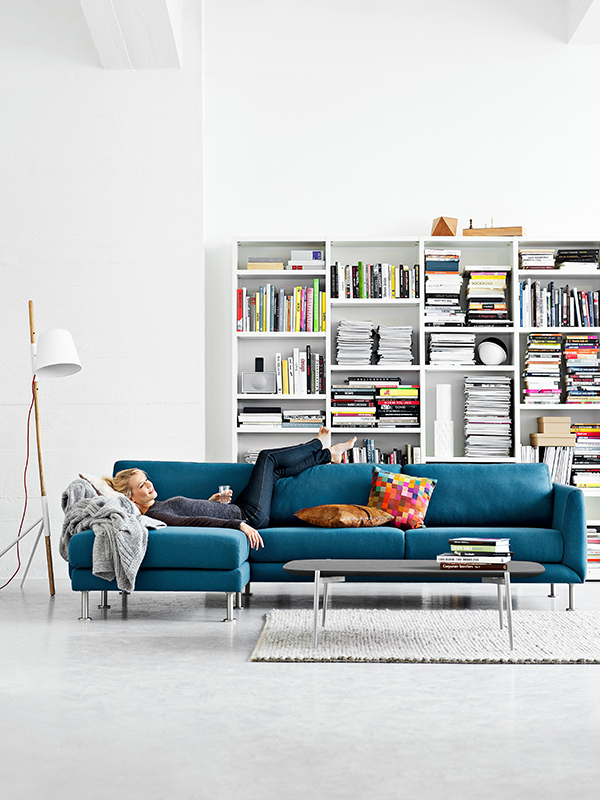 fargo chaise sofa by boconcept. Black Bedroom Furniture Sets. Home Design Ideas