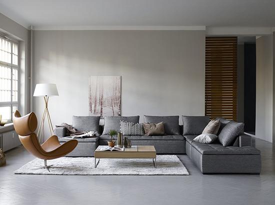 Mezzo - Designer chaise sofa Sydney