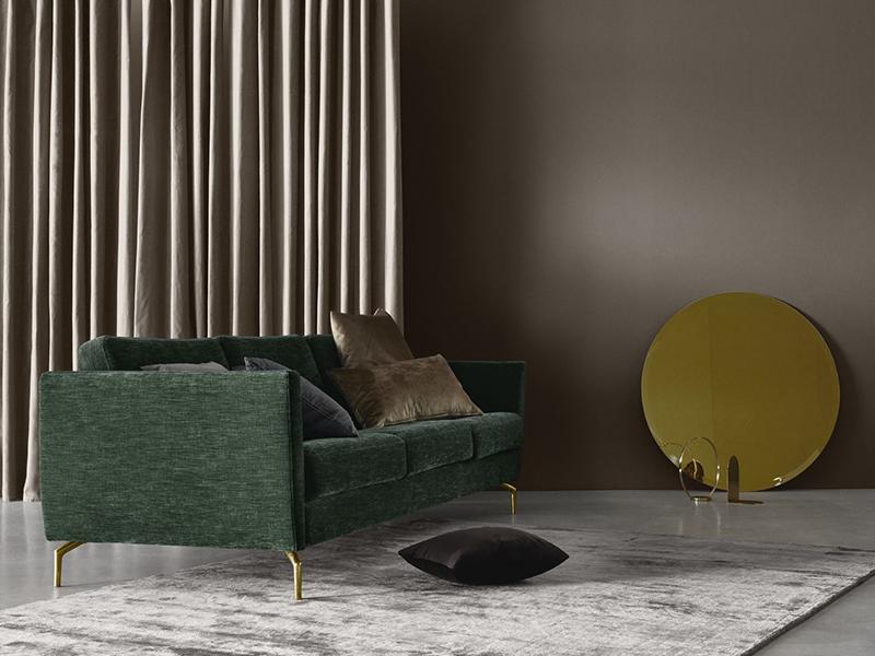 Osaka designer green sofa Sydney