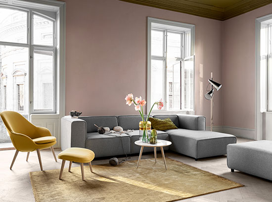 Carmo Grey Lounge