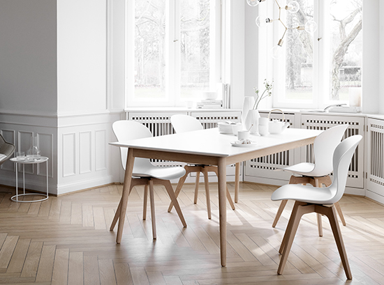 Milano Scandinavian Table