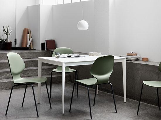 Torino modern desk