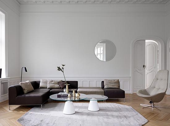 Miami modern lounge