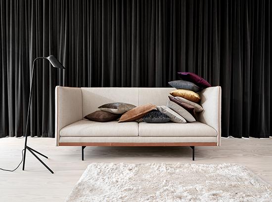 Nantes modern sofa