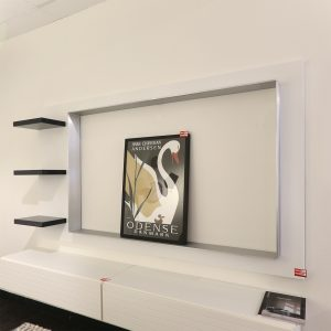 tv unit frame