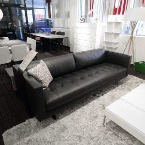 Black sofa sydney