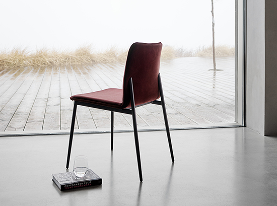 Newport Velvet Chair