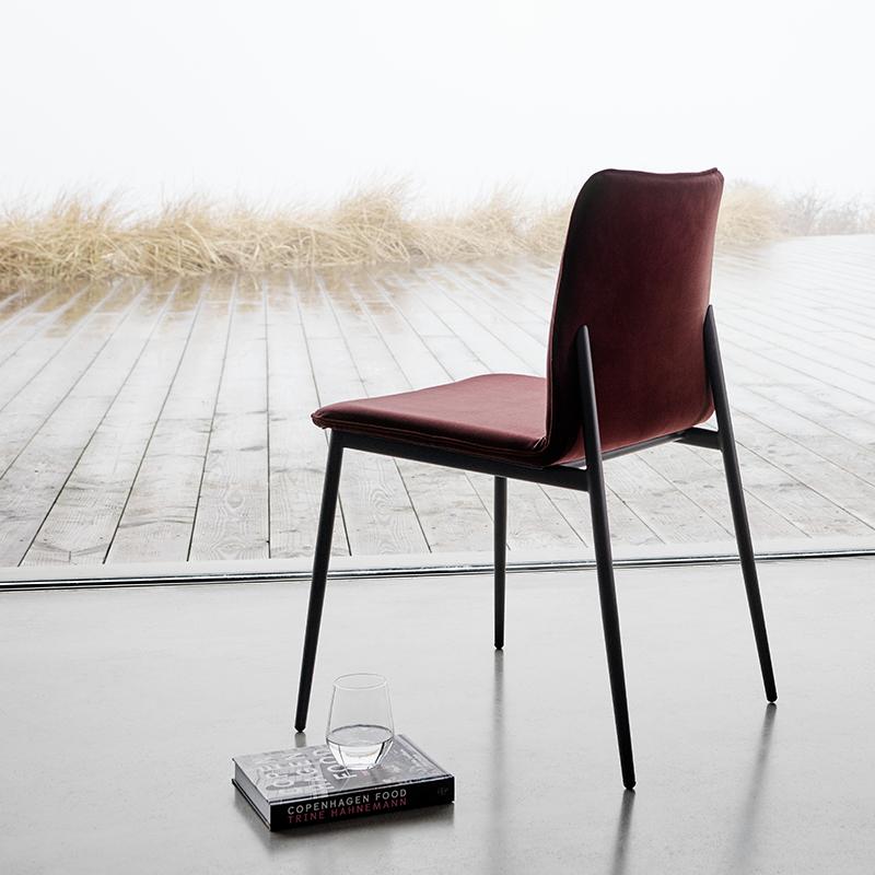 Newport velvet chair sydney