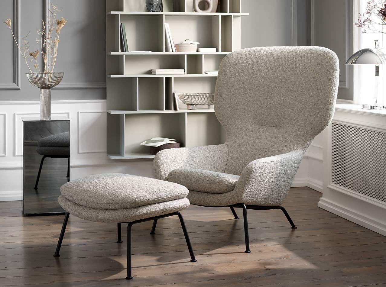 Dublin cream armchair
