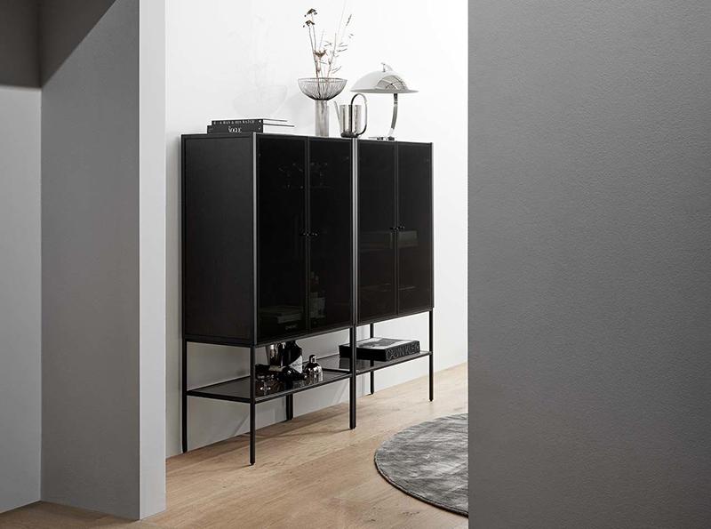 Lisbon Glass Cabinet