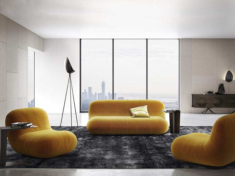 Chelsea mustard chair sydney