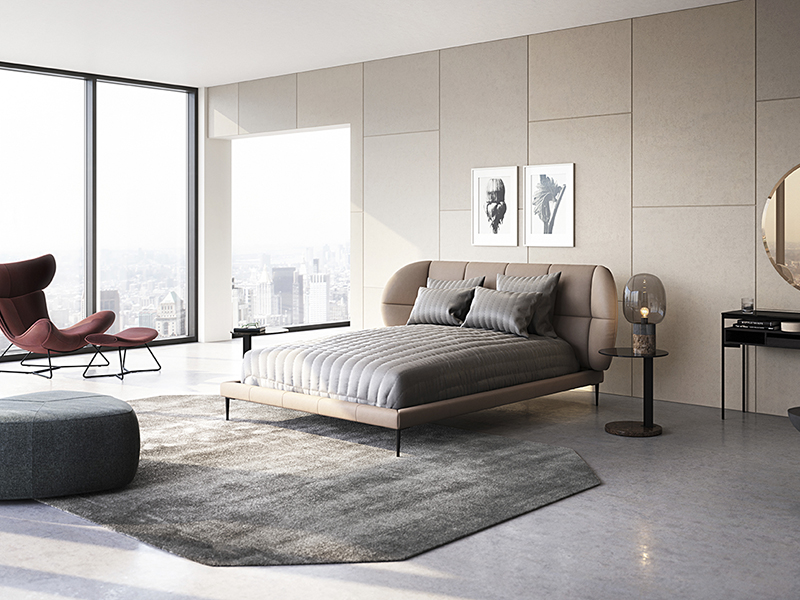 Oxford Bed leather Sydney