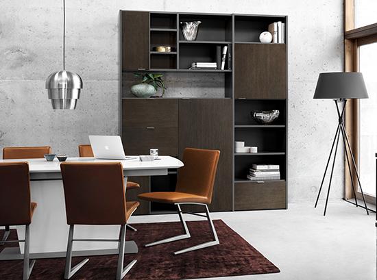 Copenhagen Oak Bookcase