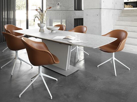 Milano Ceramic dining table
