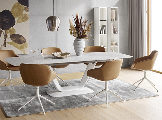 Modern Extendable Dining Tables Sydney Beyond Furniture