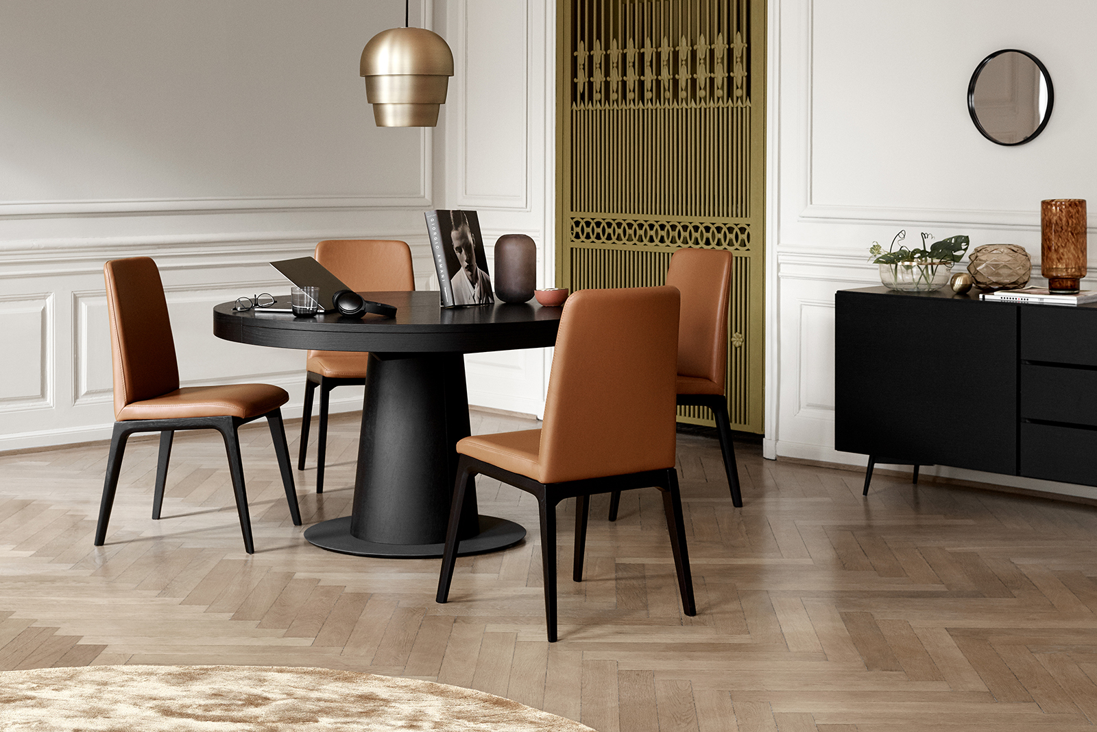 Granada round extendable - best dining table sydney